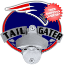 New England Patriots Bottle Opener Hitch Cover