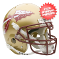 Helmets, Full Size Helmet: Florida State Seminoles Authentic College Football Helmet Schutt