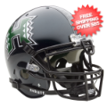 Helmets, Full Size Helmet: Hawaii Warriors Authentic College Football Helmet Schutt
