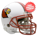 Helmets, Full Size Helmet: Louisville Cardinals Authentic College Football Helmet Schutt