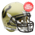 Helmets, Full Size Helmet: South Florida Bulls Authentic College Football Helmet Schutt