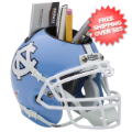 Office Accessories, Desk Items: North Carolina Tar Heels Miniature Football Helmet Desk Caddy