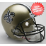 New Orleans Saints Full Size Replica Football Helmet