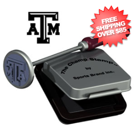 Texas A&M Aggies Ink Stamp