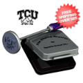 Gifts, Novelties: TCU Horned Frogs Ink Stamp