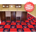 Home Accessories, Game Room: Cleveland Indians Carpet Tiles