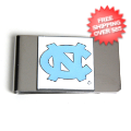Gifts, Novelties: North Carolina Tar Heels Money Clip