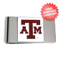 Gifts, Novelties: Texas A&M Aggies Money Clip