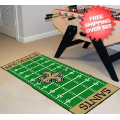 Home Accessories, Game Room: New Orleans Saints Runner Rug