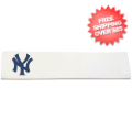 Collectibles, Pitching Rubber: New York Yankees Official Pitching Rubber