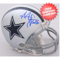 Autographs, Mini Football Helmets: Adam Pacman Jones Dallas Cowboys Autographed Mini Helmet