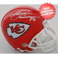 Autographs, Mini Football Helmets: Neil Smith Kansas City Chiefs Autographed Mini Helmet
