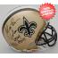Morten Anderson New Orleans Saints Autographed Mini Helmet
