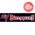Tailgating, Party: Tampa Bay Buccaneers 8 Foot Banner