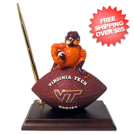 Virginia Tech Hokies Desk Set