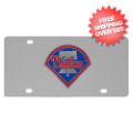 Car Accessories, License Plates: Philadelphia Phillies Logo License Plate
