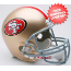 San Francisco 49ers Full Size Replica Football Helmet