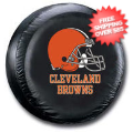 Car Accessories, Detailing: Cleveland Browns Tire Cover