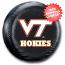 Virginia Tech Hokies Tire Cover