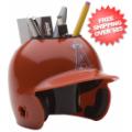 Office Accessories, Desk Items: Anaheim Angels Miniature Batters Helmet Desk Caddy