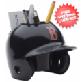 Office Accessories, Desk Items: Boston Red Sox Miniature Batters Helmet Desk Caddy