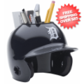 Office Accessories, Desk Items: Detroit Tigers Miniature Batters Helmet Desk Caddy