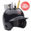 Office Accessories, Desk Items: Minnesota Twins Miniature Batters Helmet Desk Caddy