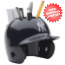 New York Yankees Miniature Batters Helmet Desk Caddy