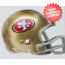San Francisco 49ers Riddell Revolution Pocket Pro
