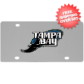 Car Accessories, License Plates: Tampa Bay Rays Logo License Plate
