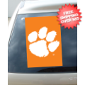 Car Accessories, Flags: Clemson Tigers Car Window Flag