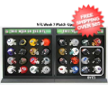Helmets, Pocket Pro Helmets: NFL Helmet Match-Up