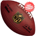 Collectibles, Footballs: Wilson Official NFL Football Goodell F1100