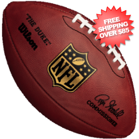 Wilson Official NFL Football Goodell F1100