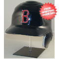 Helmets, Full Size Helmet: Boston Red Sox Rawlings Helmet - Coolflo Style