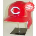 Helmets, Full Size Helmet: Cincinnati Reds Rawlings Helmet - Coolflo Style