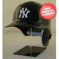 Helmets, Full Size Helmet: New York Yankees Rawlings Helmet - Coolflo Style