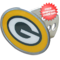 Car Accessories, Hitch Covers: Green Bay Packers Oval Hitch Cover