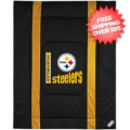 Home Accessories, Bed and Bath: Pittsburgh Steelers Comforter Twin Sideline
