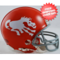 Helmets, Mini Helmets: Denver Broncos 1962 to 1965 Riddell Mini Replica Throwback Helmet