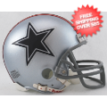 Helmets, Mini Helmets: Dallas Cowboys 1976 Riddell Mini Replica Throwback Helmet