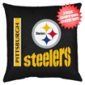 Home Accessories, Bed and Bath: Pittsburgh Steelers Toss Pillow