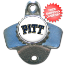 Pittsburgh Panthers Wall Mounted Bottle Opener