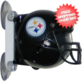 Home Accessories, Bed and Bath: Pittsburgh Steelers Toothbrush Holder