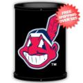 Home Accessories, Den: Cleveland Indians Trashcan