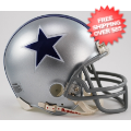 Helmets, Mini Helmets: Dallas Cowboys 1964 to 1966 Riddell Mini Replica Throwback Helmet