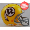 Helmets, Mini Helmets: Washington Redskins 1970 to 1971 Riddell Mini Replica Throwback Helmet