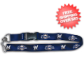 Apparel, Accessories: Milwaukee Brewers MLB Lanyard