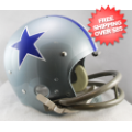 Helmets, Full Size Helmet: Dallas Cowboys 1964 to 1966 TK Throwback Football Helmet