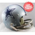 Helmets, Full Size Helmet: Dallas Cowboys 1967 TK Throwback Football Helmet